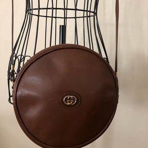 Fabulous Gucci vintage canteen bag.